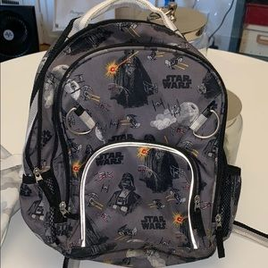 Pottery Barn Star Wars Darth V Backpack Small